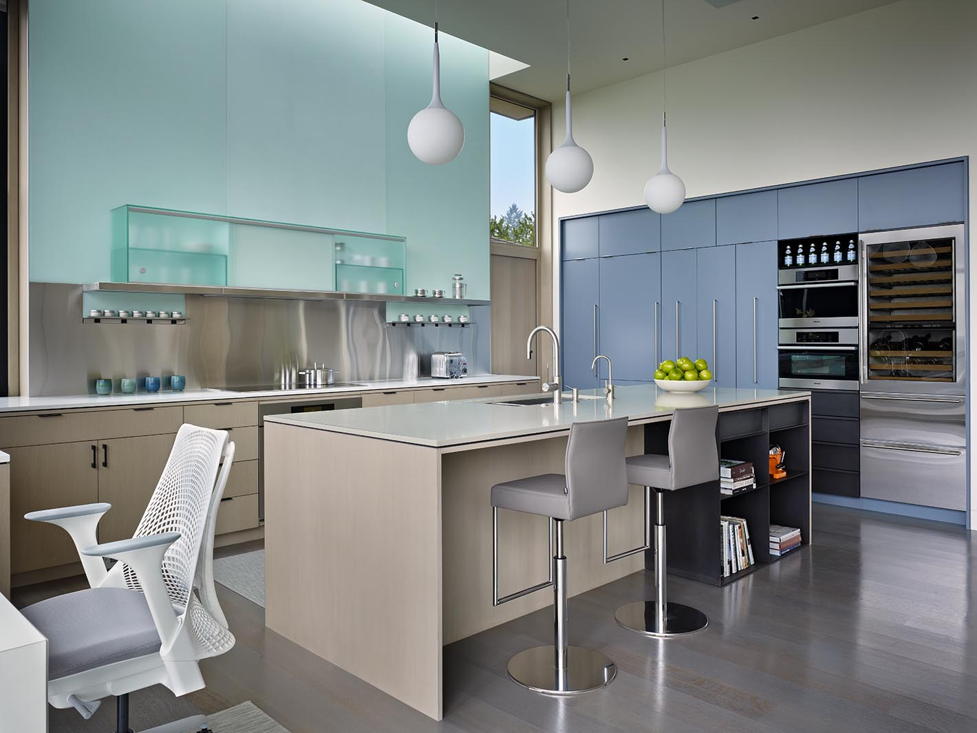 Bellevue kitchen